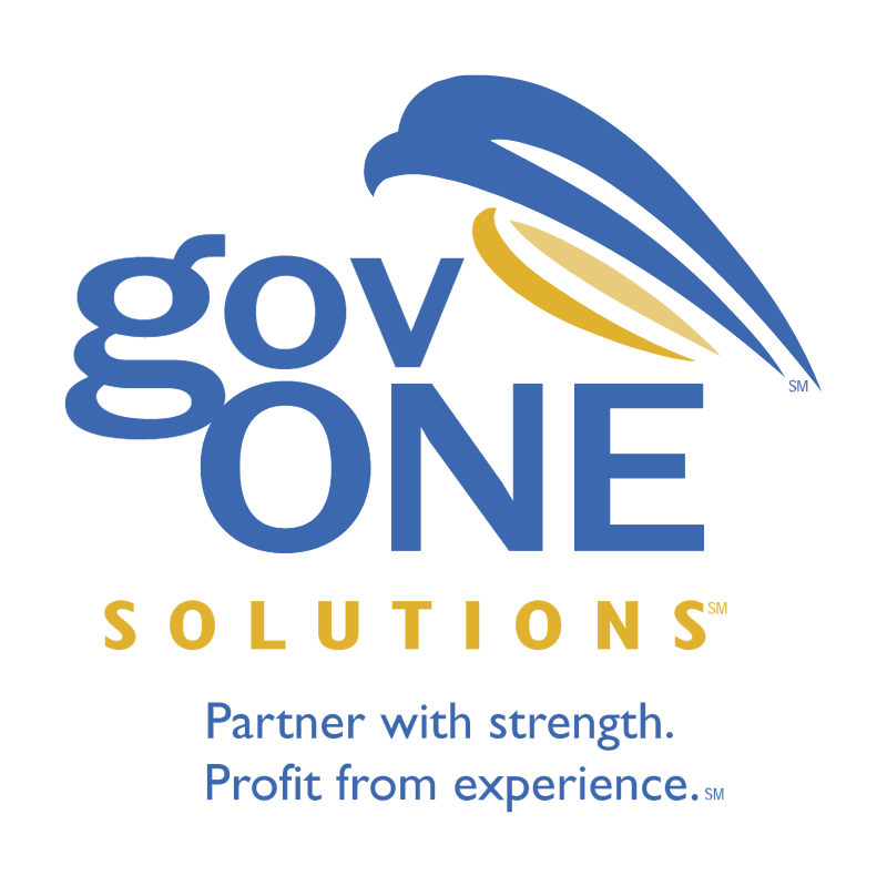 govONE Solutions vector logo
