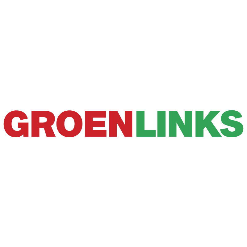 Groen Links vector