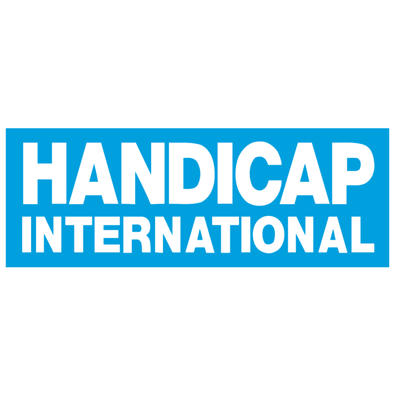 Handicap International vector