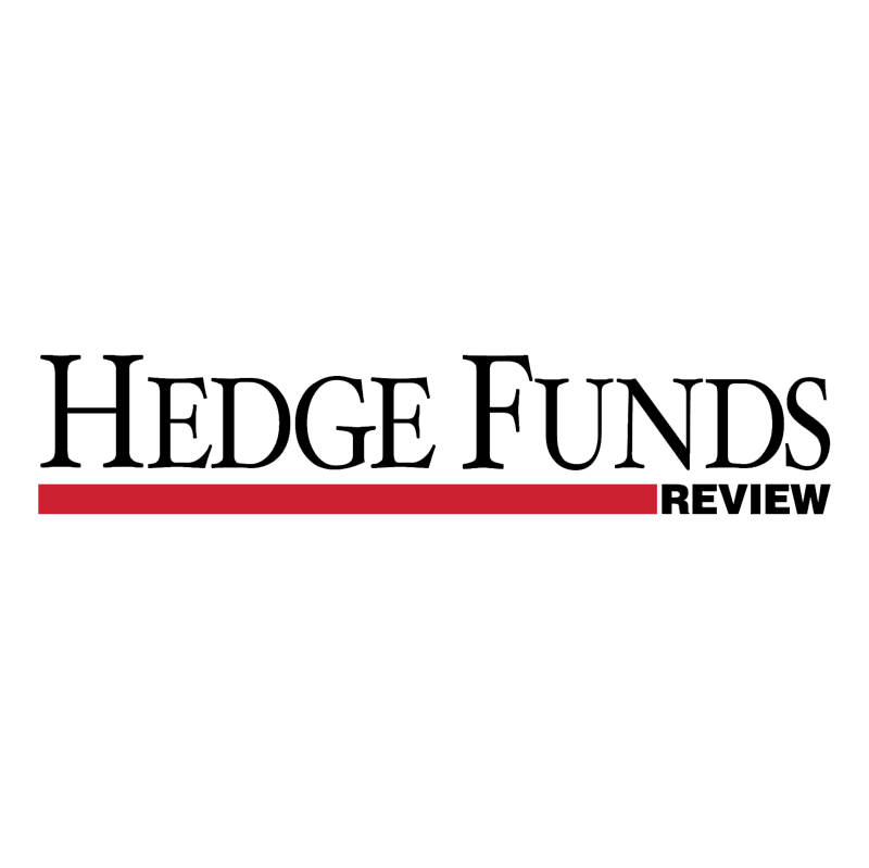Hedge Funds Review vector logo