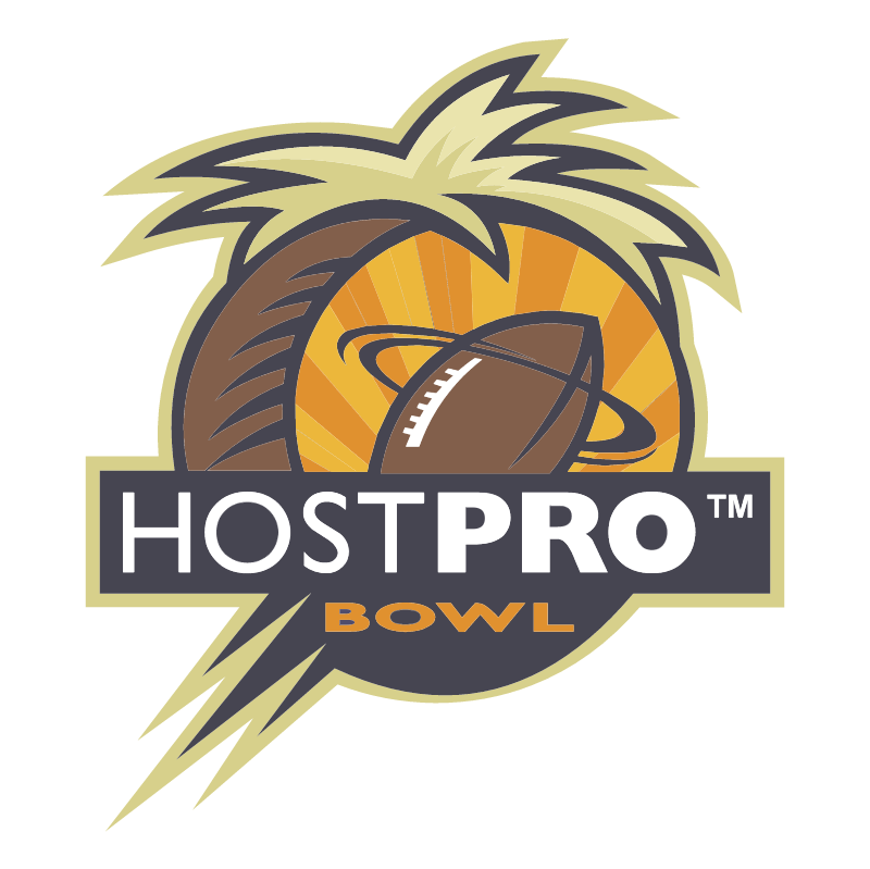 Hostpro Bowl vector logo