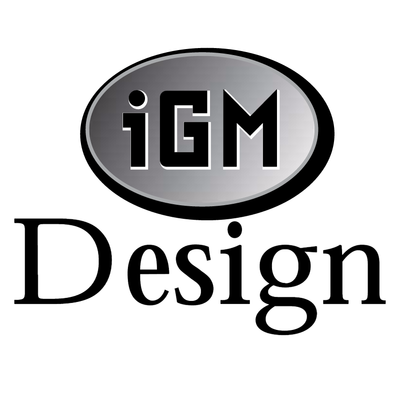 IGM Design vector