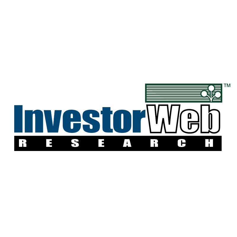 InvestorWeb Research vector logo