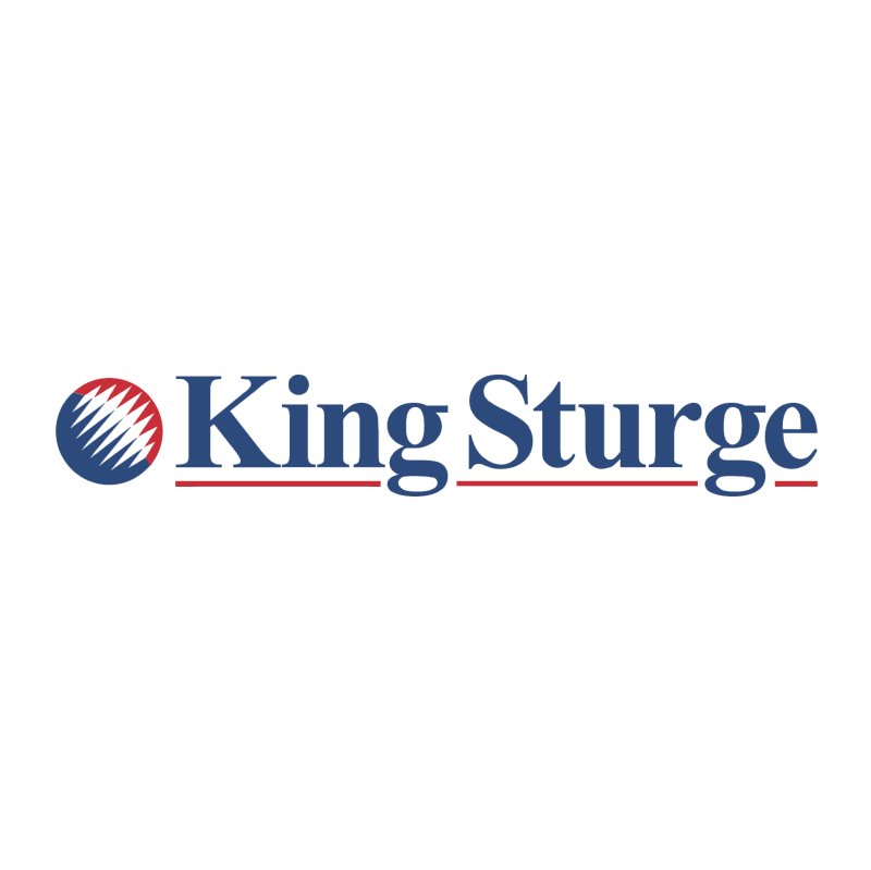 King Sturge vector logo