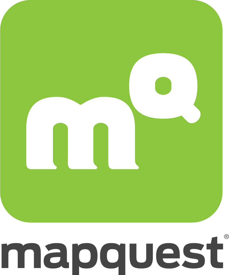 Mapquest 3 vector logo