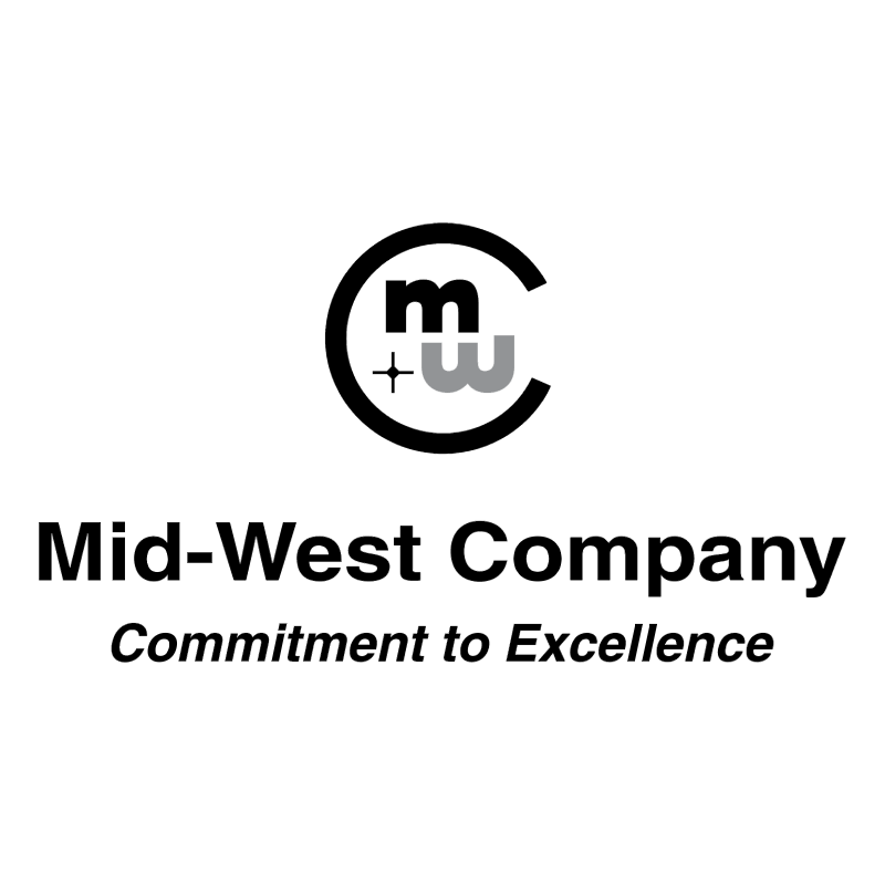 Mid West Company vector logo