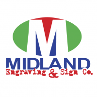 Midland Engraving vector