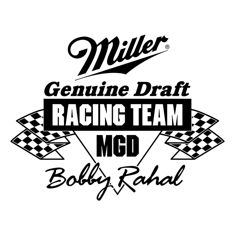 Miller Genuine Draft vector