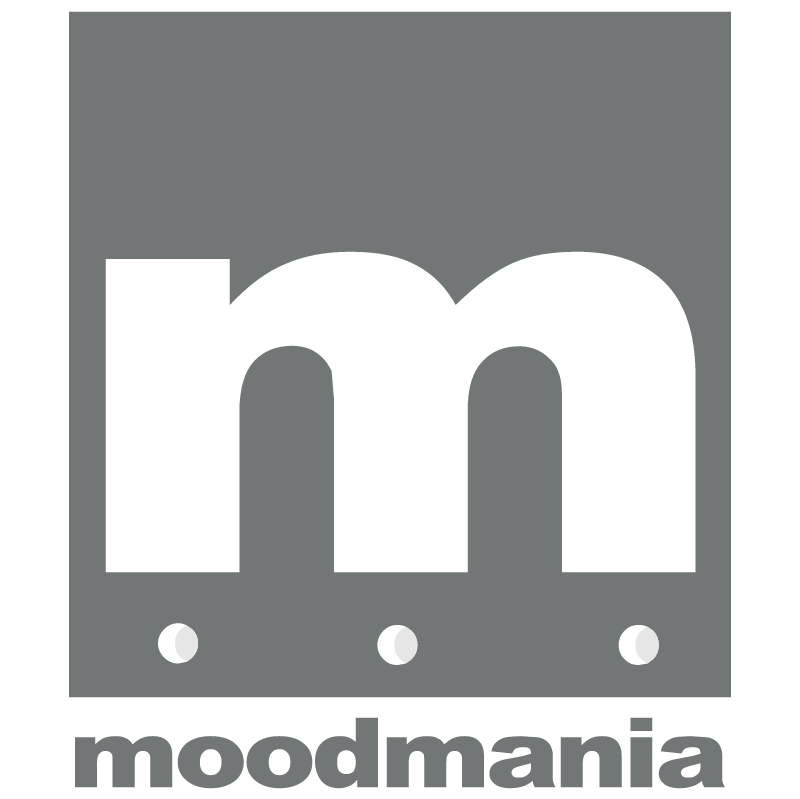 Mood Mania vector logo
