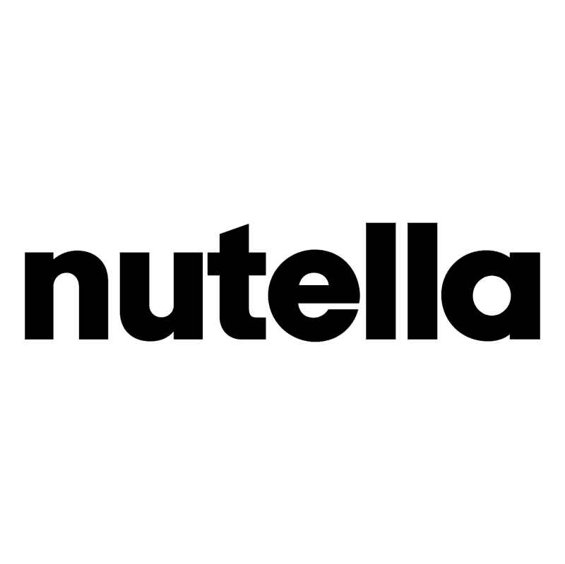 Nutella vector