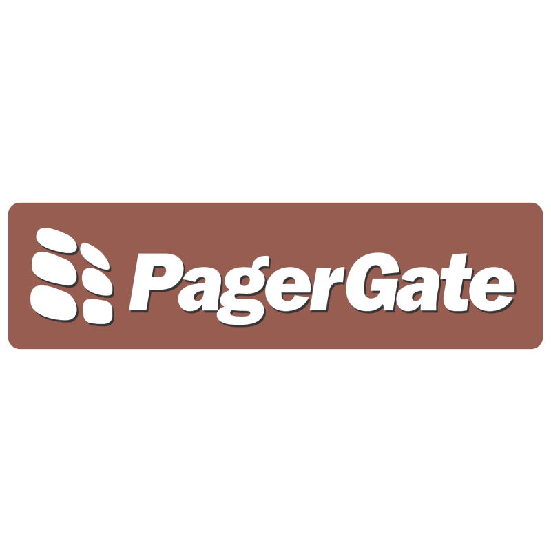 PagerGate vector logo