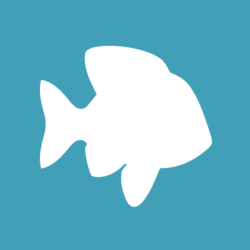 POF Plenty of Fish vector logo