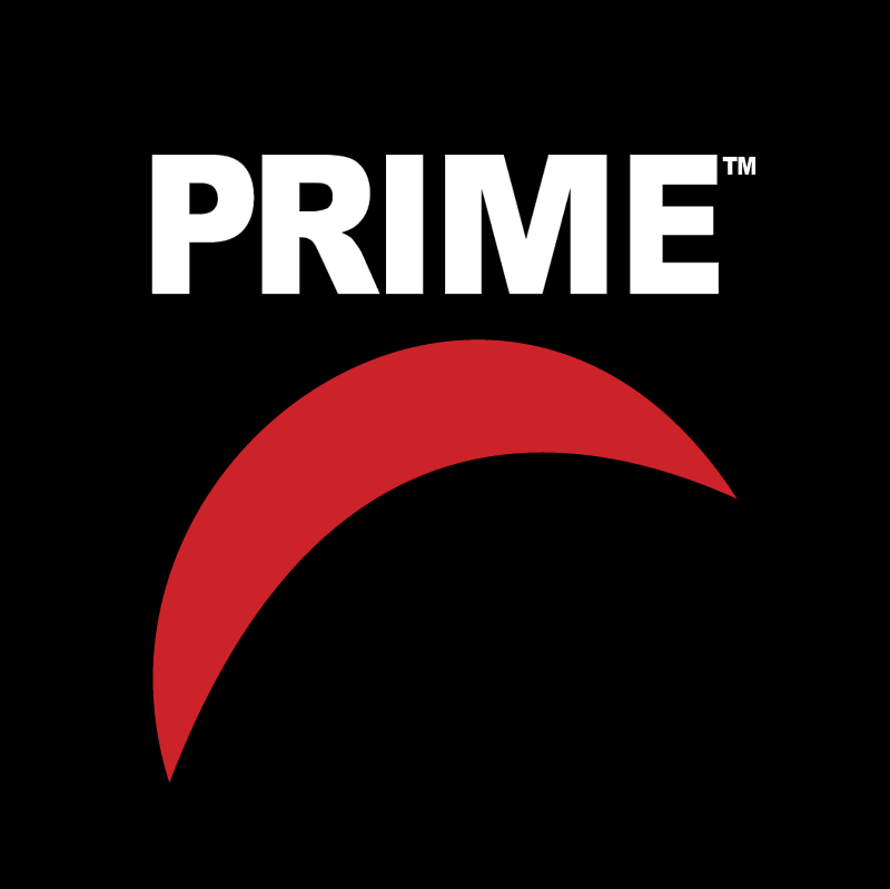 Prime TV vector logo