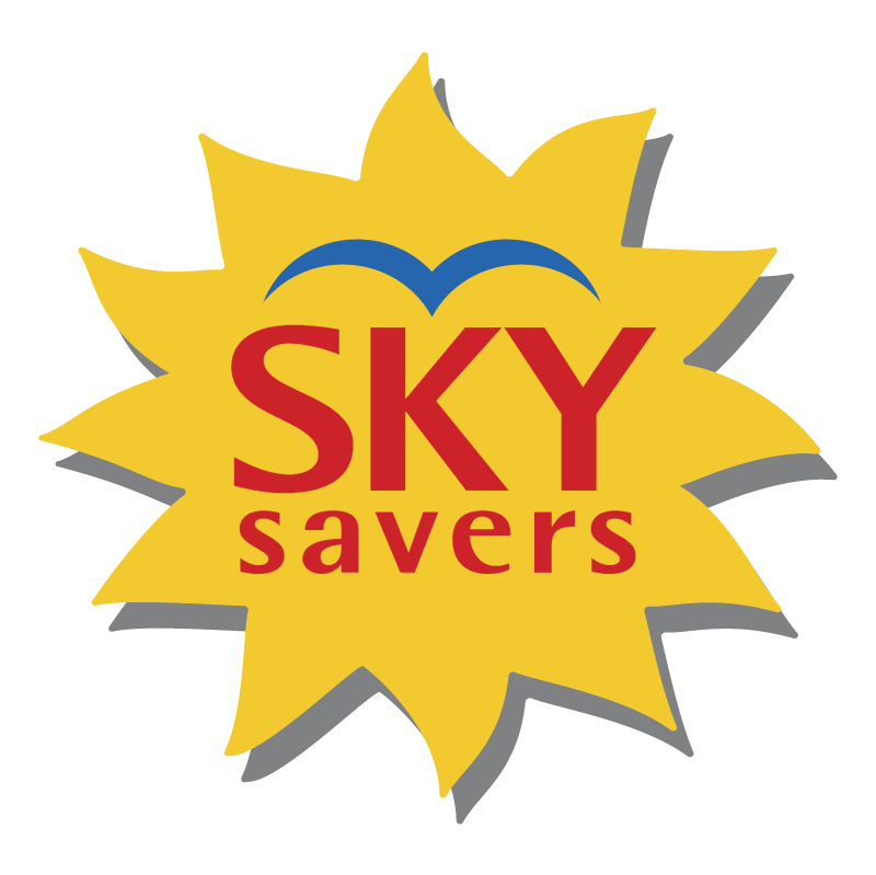 Sky Savers vector