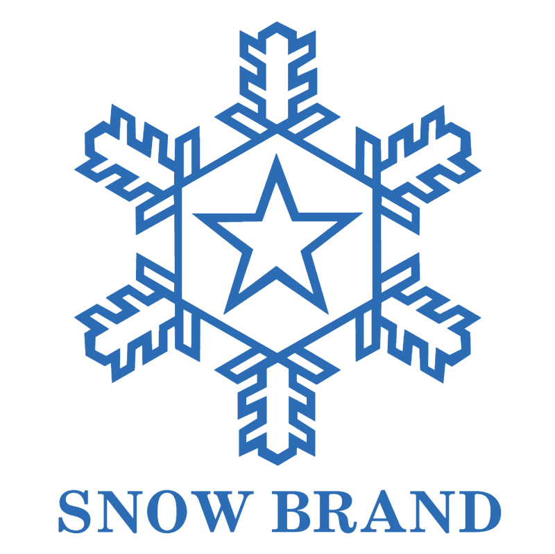 Snow Brand vector logo