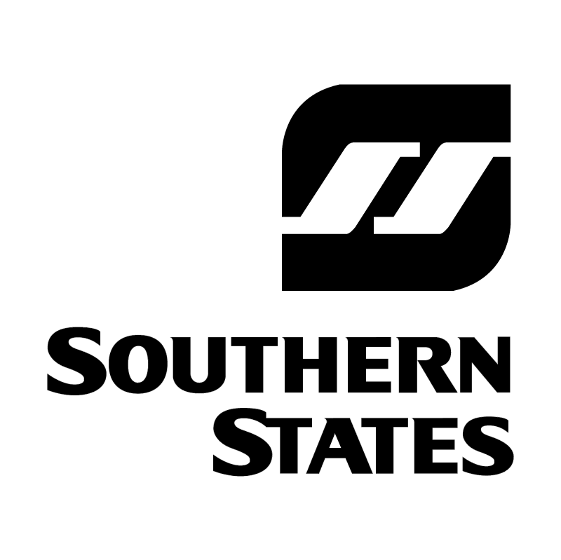 Southern States vector