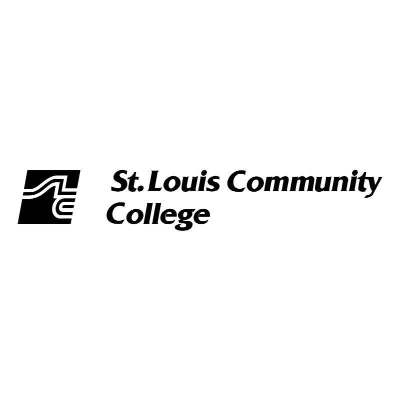 St Louis Community College vector