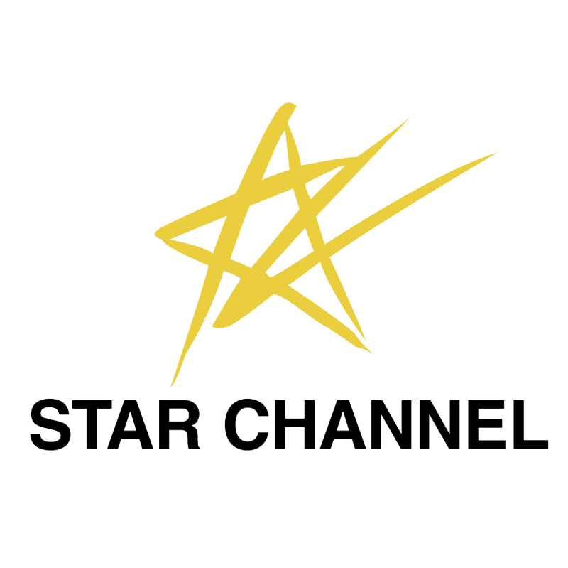 Star Channel vector logo