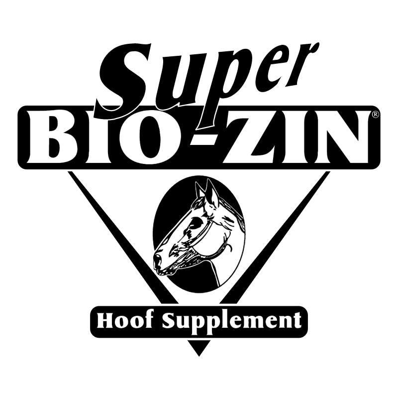 Super Bio Zin vector logo