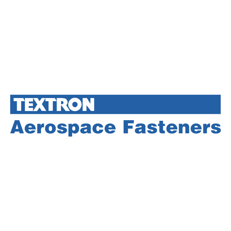 Textron Aerospace Fasteners vector