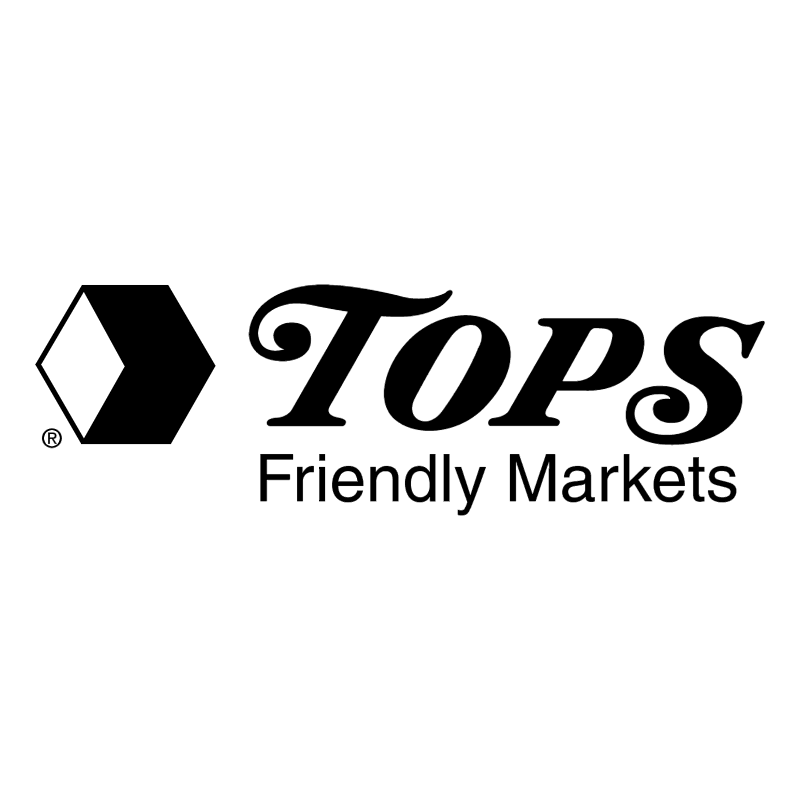 Tops vector logo