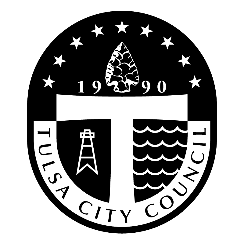 Tulsa City Council vector