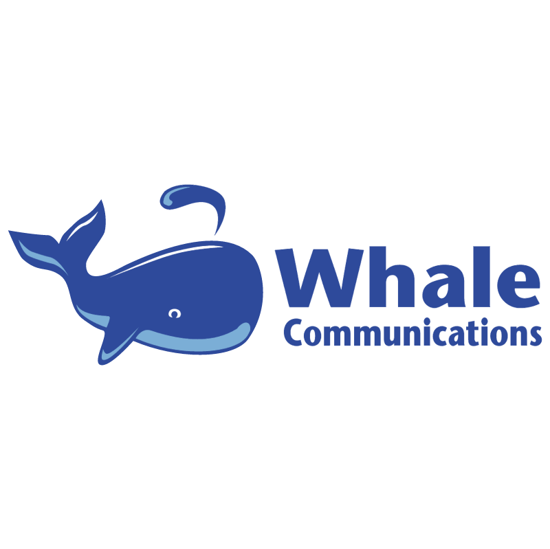 Whale Communications vector