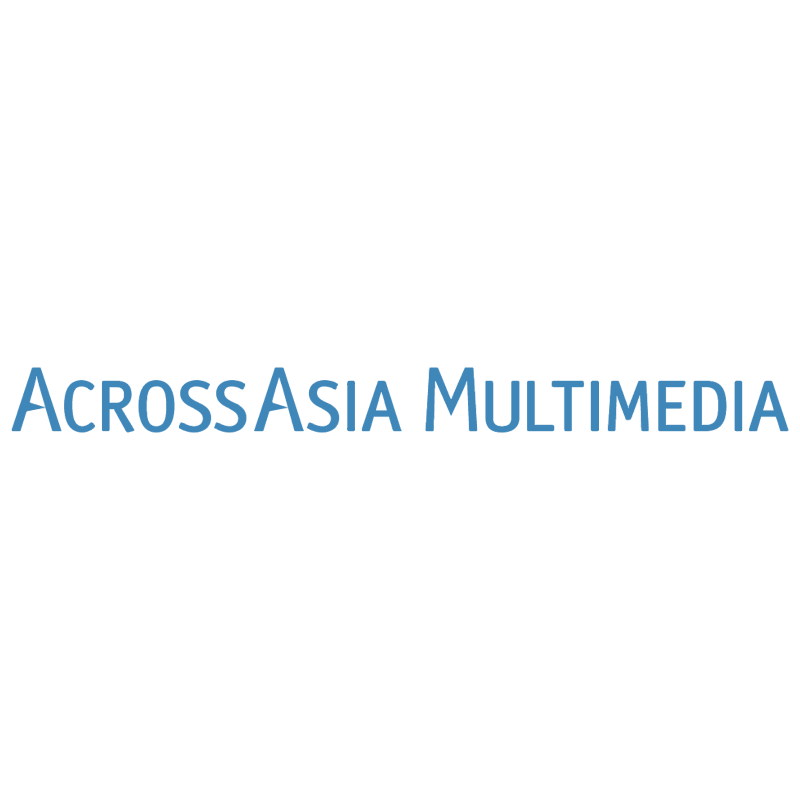 AcrossAsia Multimedia 34015 vector logo