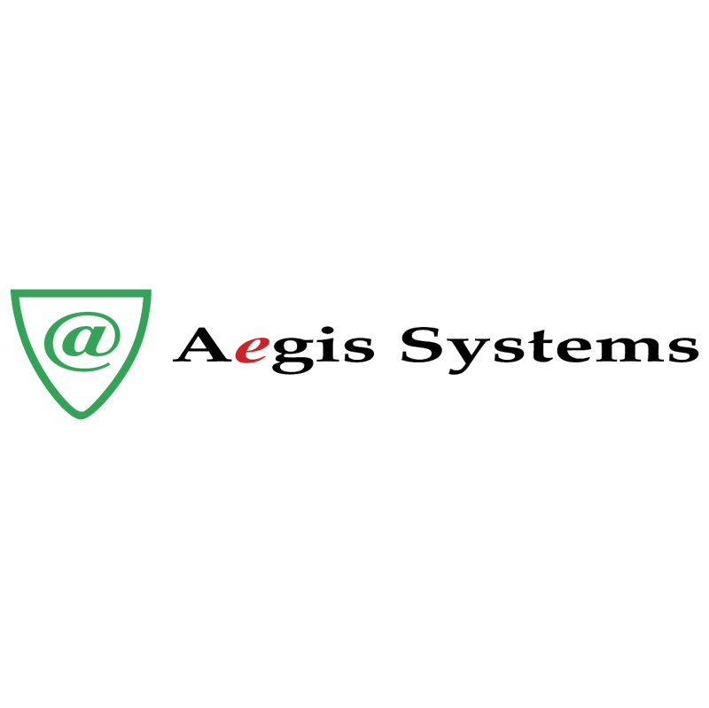Aegis Systems 24496 vector