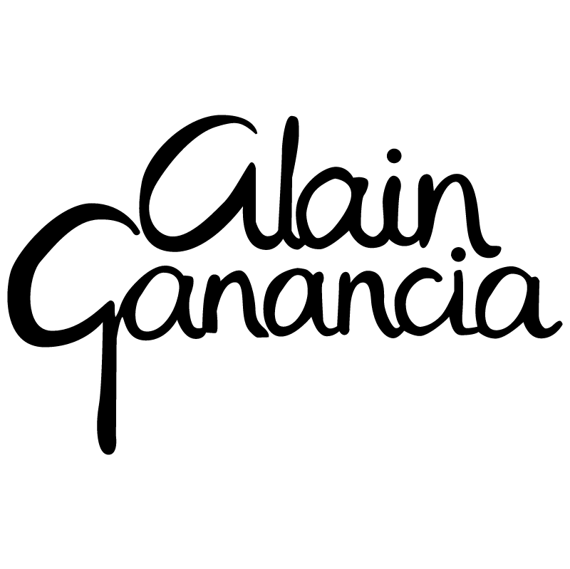 Alain Ganancia 4481 vector