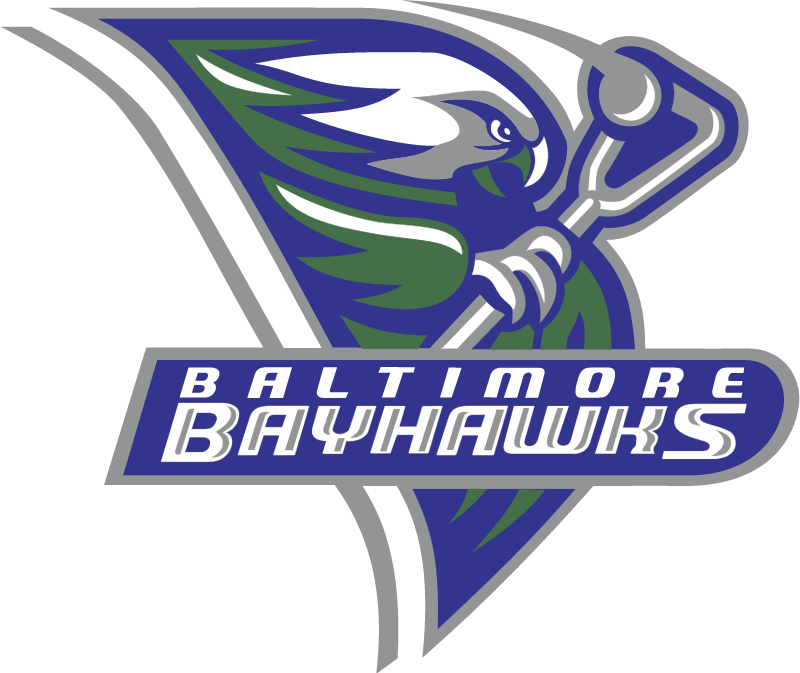 Baltimore Bayhawks 76475 vector