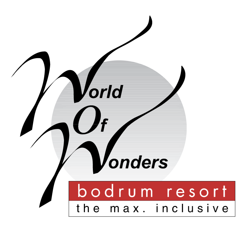 Bodrum Resort vector