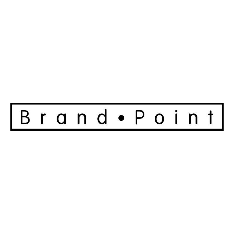 Brand Point vector logo
