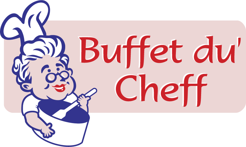 buffet du cheff vector