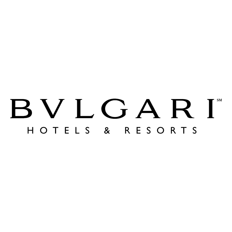 Bvlgari Hotels & Resorts 88227 vector