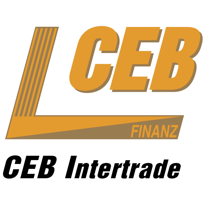 CEB Intertrade vector