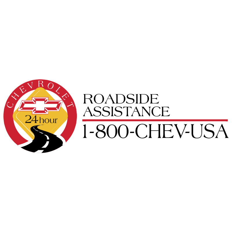 Chevrolet Roadside Assist 8933 vector logo