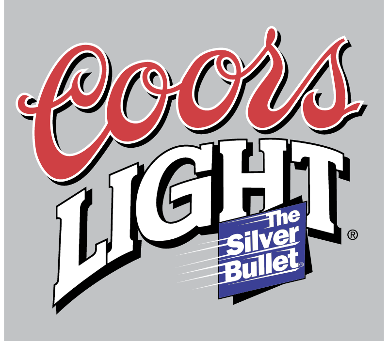 Coors Light 4 vector logo