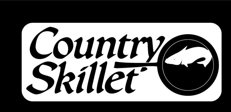 Country Skillet vector logo