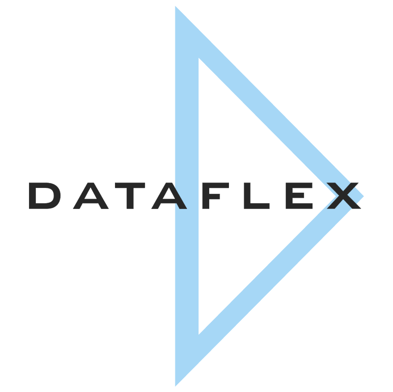 Dataflex Design Communications vector