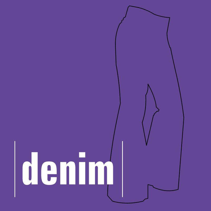 Denim vector
