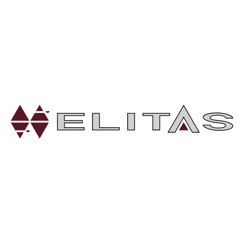 Elitas vector logo