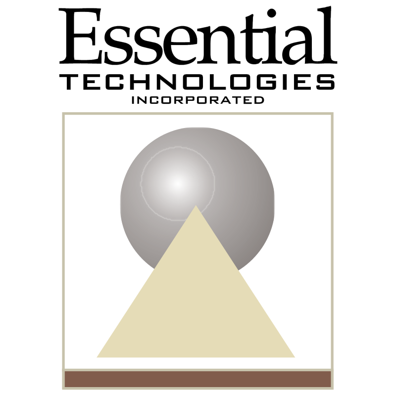 Essential Technologies vector