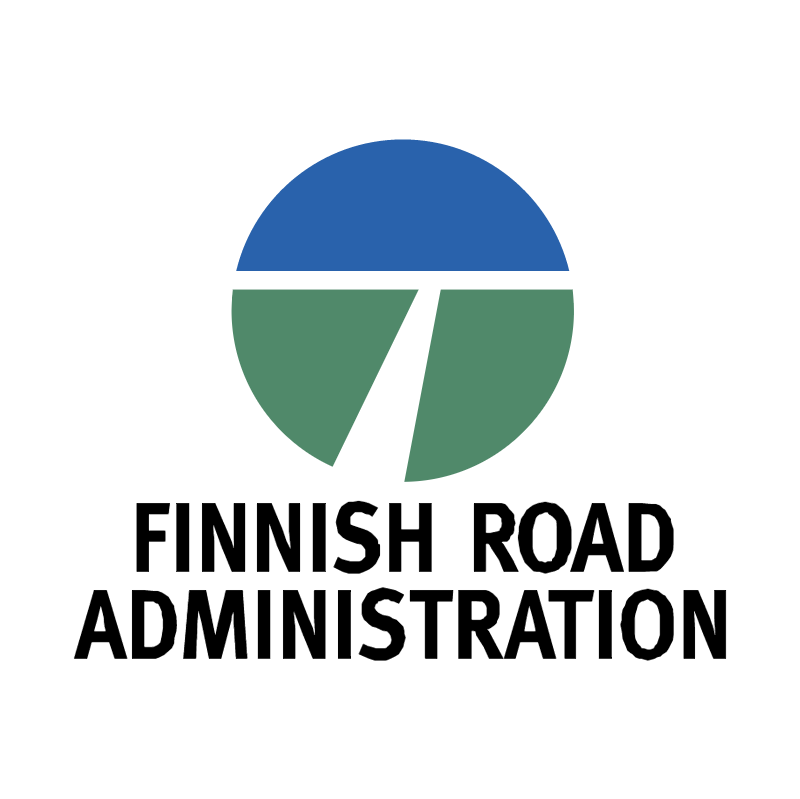 Finnish Road Administration vector logo