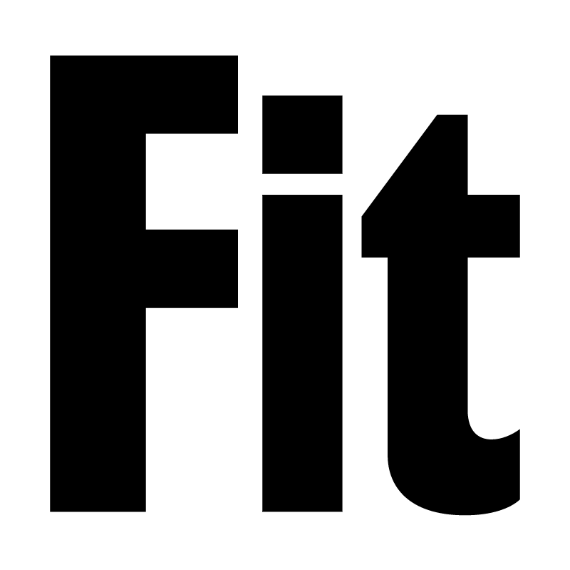 Fit vector logo