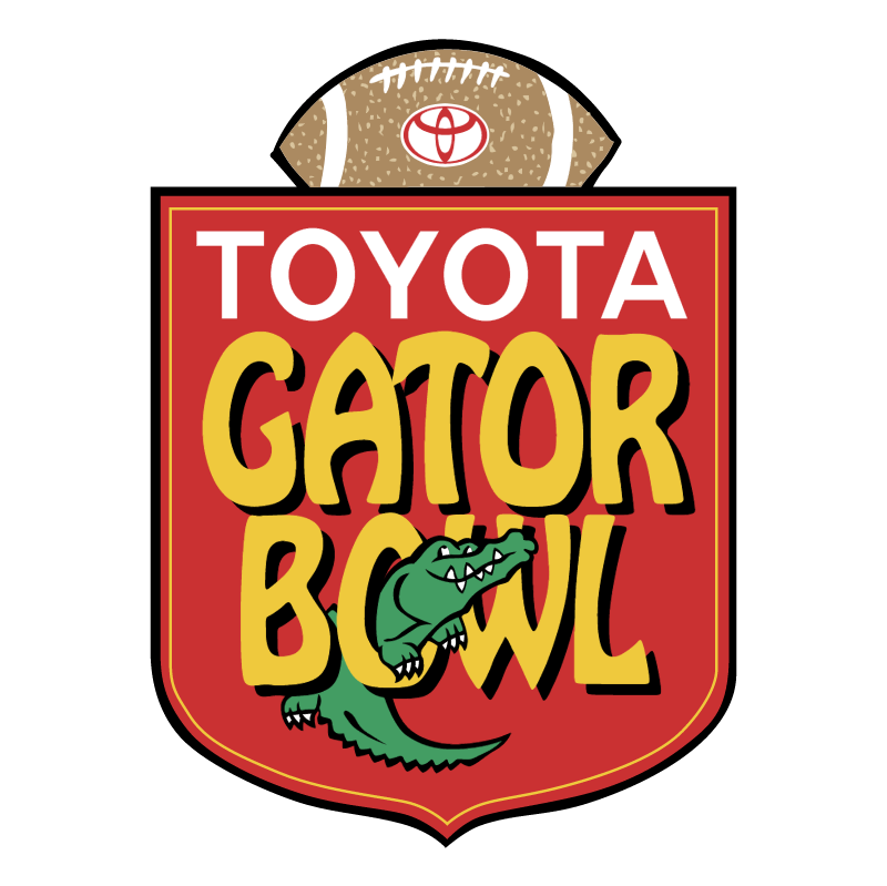 Gator Bowl vector logo