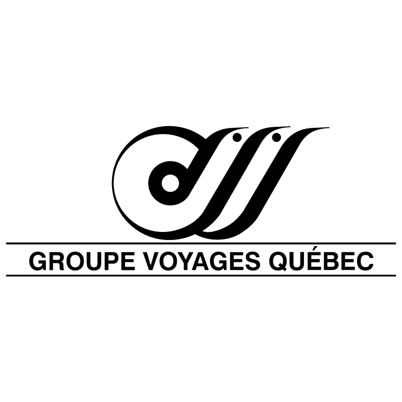Groupe Voyages Quebec vector