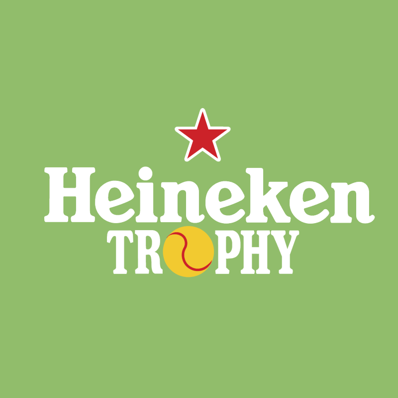 Heineken Trophy vector