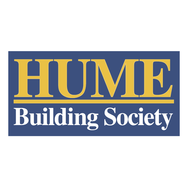 Hume Building Society vector logo