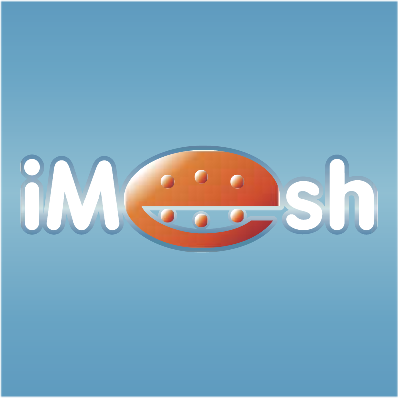 Imesh vector logo